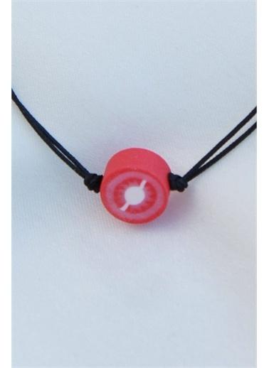 Niki Aksesuar Bijuteri Bileklik Kırmızı